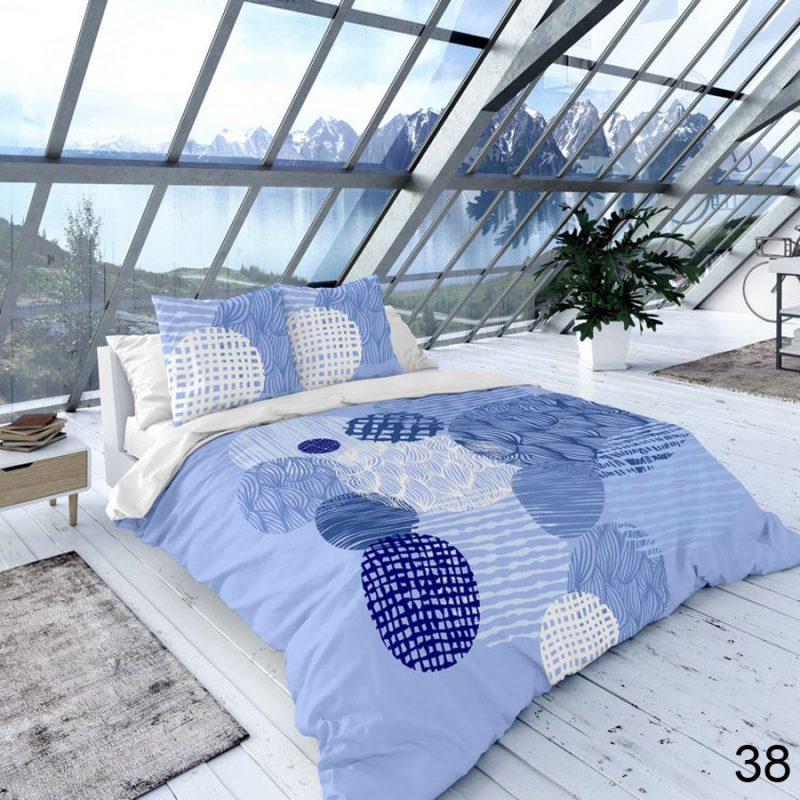 Saten posteljnina 38