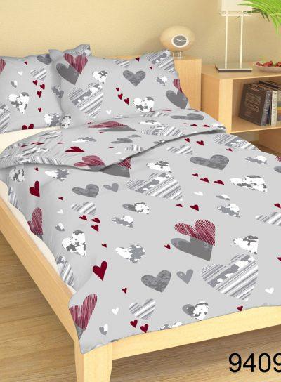 posteljnina iz zmeckanke 9409 55