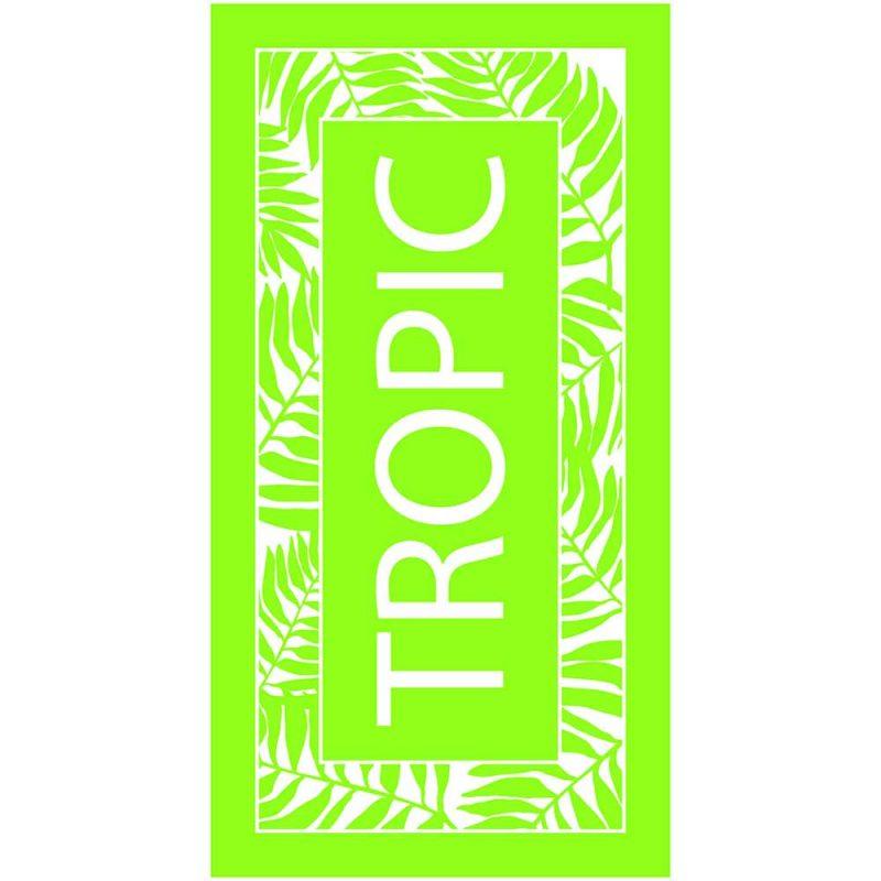 Plazna brisaca 90x170 TEXTY TROPIC